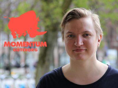 30 oktober kl 18-20: Håkan Bernhardsson berättar om rörelsen Momentum